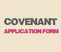 rcovenant application form button