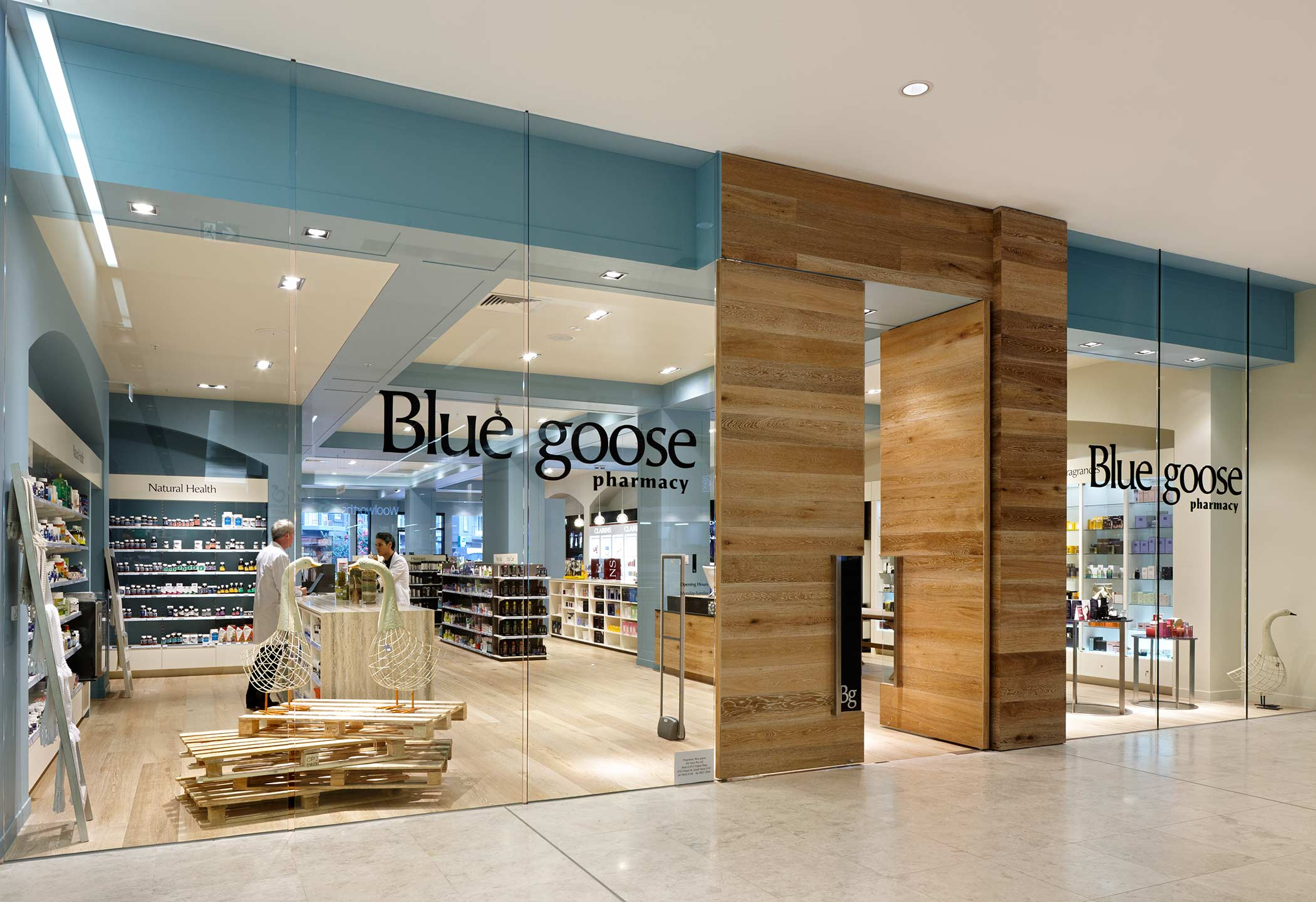 Blue goose south yarra vic for Trend design shop