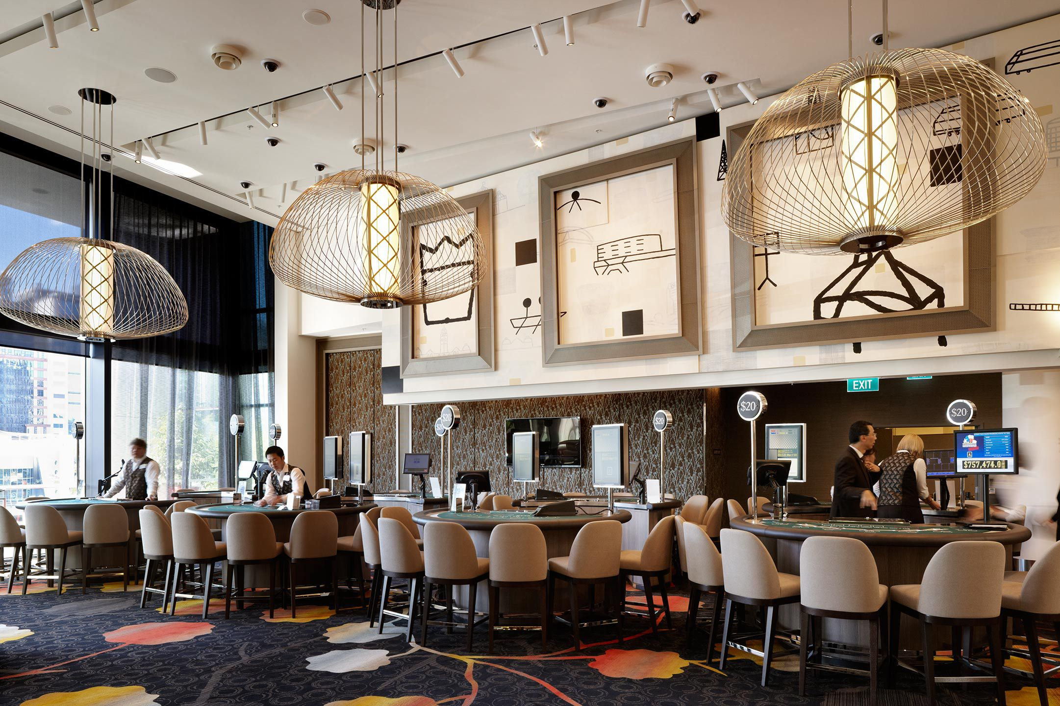 Pub crown casino melbourne