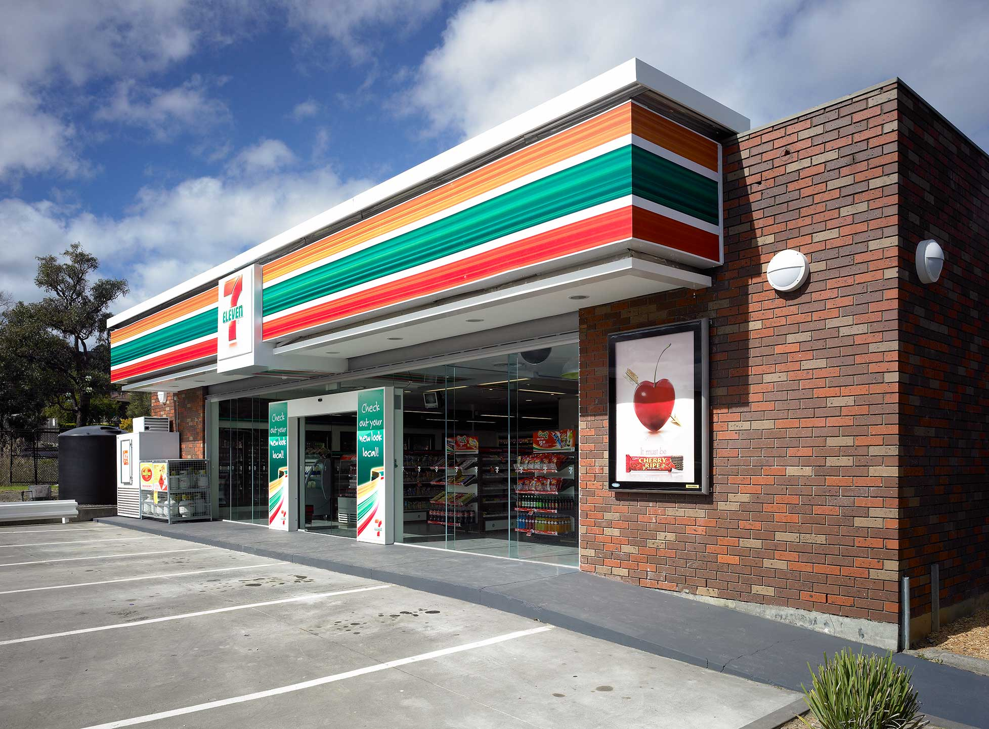 7 eleven interior design best home design