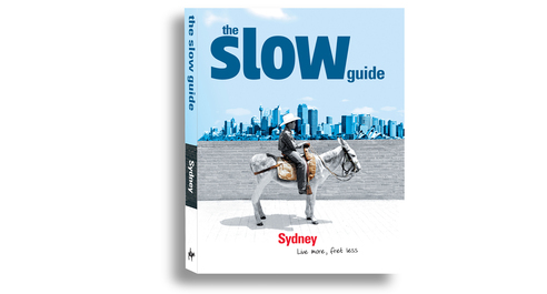 slow sydney newsletter