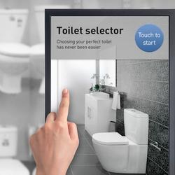 gwa bunnings toilet selector